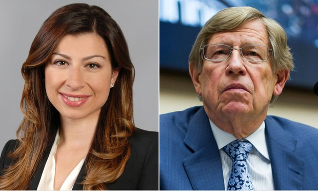 Gibson Dunn partners Theane Evangelis and Theodore Olson.