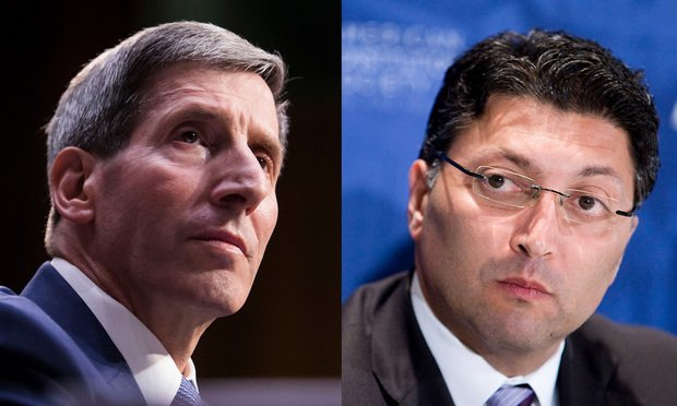Simons and Delrahim