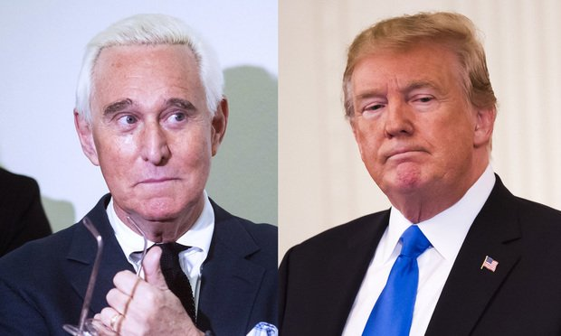 Trump, Attacking Mueller, Commutes Roger Stone`s Sentence...