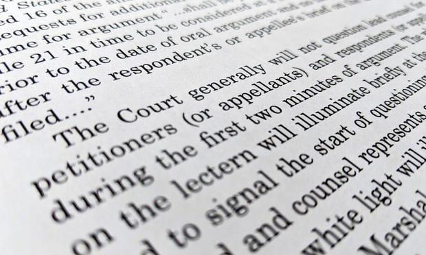 law argument