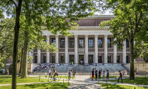 Harvard University. Photo: Marcio Silva/iStockphoto.com