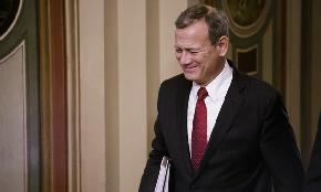 'Will the Chief Say Anything About This?': Roberts Won't Preside Over New Trump Trial