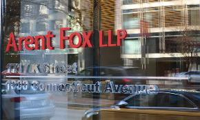 A Spike in Revenue Followed by Pay Cuts: Arent Fox Reflects the Industry's Turn