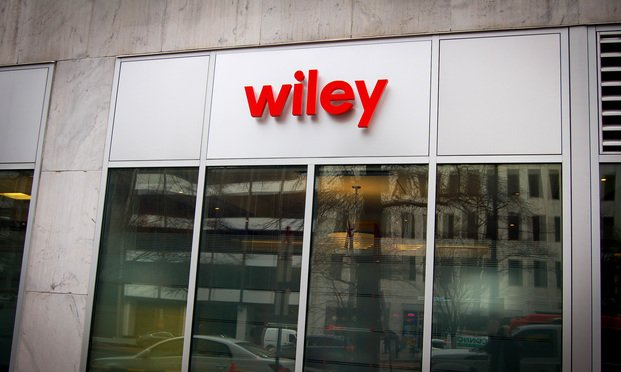 Wiley Office Sign