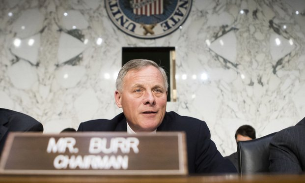 Senator Richard Burr.