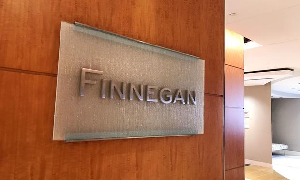 Finnegan offices in Washington, D.C. Photo: Diego M. Radzinschi/ALM