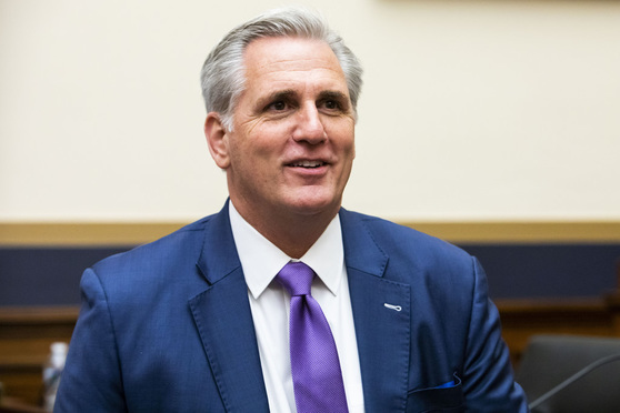 House Minority Leader Kevin McCarthy.