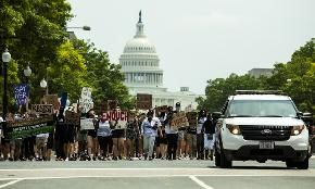 Nationwide Protests May Resound in Supreme Court First Amendment Case