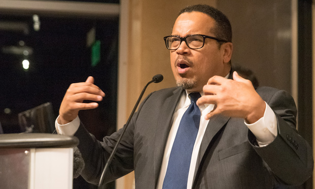 Minnesota Attorney General Keith Ellison/courtesy photo