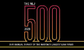 The NLJ 500: Four Law Firms to Note