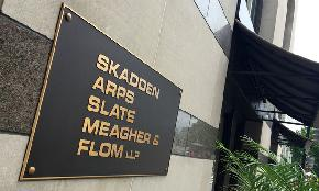Deputy US Trade Representative to Return to Skadden in DC