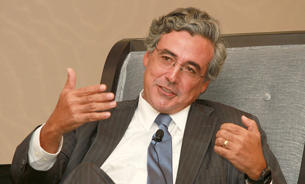 Noel Francisco, Solicitor General of the United States, during a fireside chat at the 2019 ABA Southeastern White Collar Crime Institute, September 6th 2019.