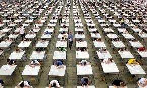 Online October Bar Exam Sees Record Registrations