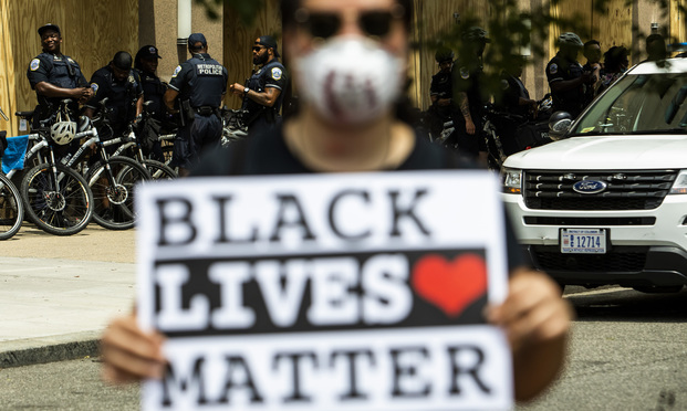 Alleging Punishment Of Officers Dc Police Union Sues City Over Reform Law National Law Journal