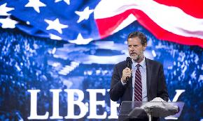 Brown Rudnick's Michael Bowe Advising Jerry Falwell Jr Amid Scandal
