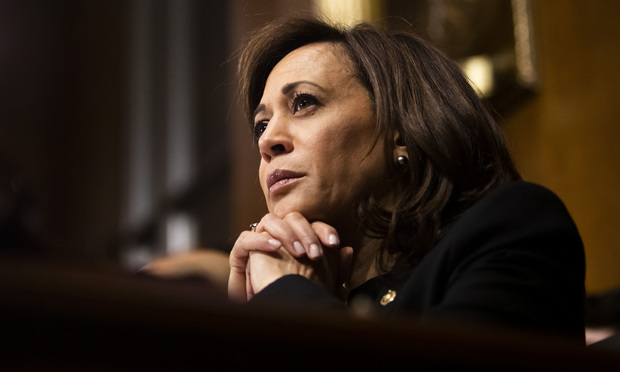 Revisiting Kamala Harris Pointed Questioning Of Brett Kavanaugh National Law Journal