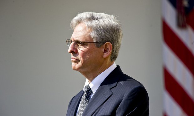 Chief Judge Merrick Garland, of the U.S. Court of Appeals for the District of Columbia Circuit.