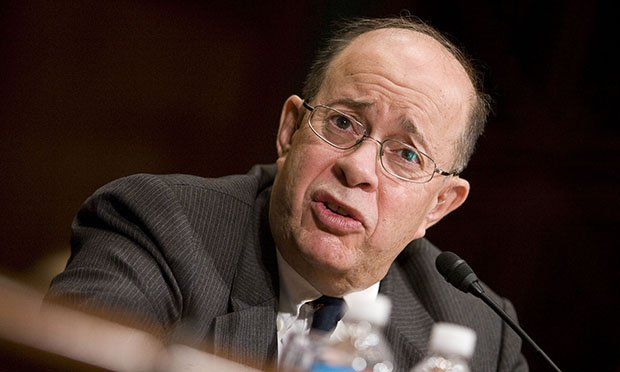 Judge Evan Wallach of the U.S. Court of Appeals for the Federal Circuit. (Photo: Diego M. Radzinschi)