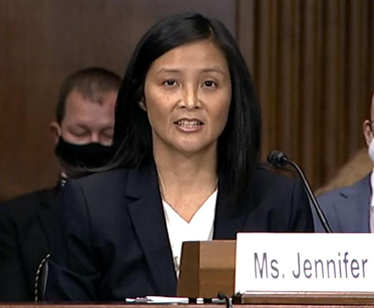 Judiciary Committee Deadlocks on 9th Circuit Pick Jennifer Sung Over Past Brett Kavanaugh Criticism | National Law Journal