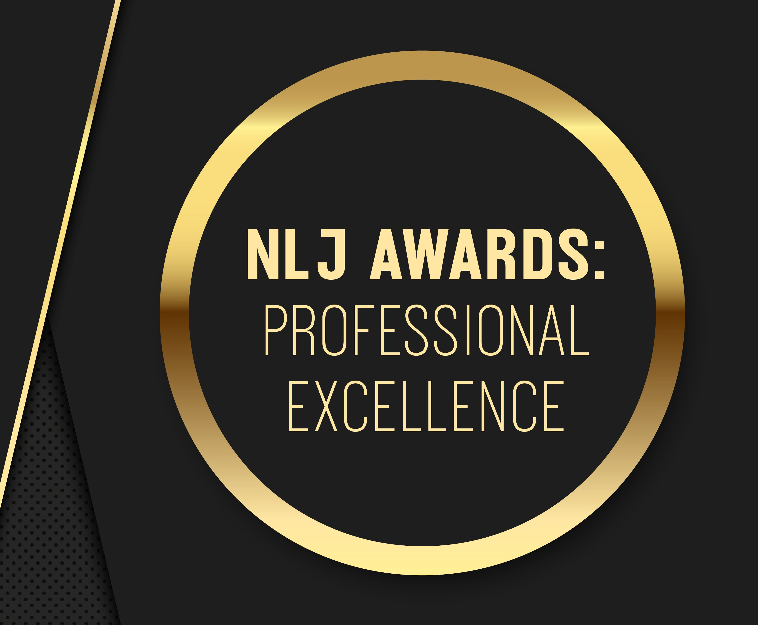 law.com - Scott Graham - The 2021 NLJ Awards: Professional Excellence-Our Winners | National Law Journal