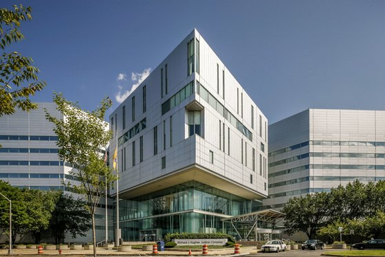 Hughes Justice Complex