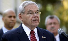 Prosecutors Scrap Retrial of Menendez Drop Corruption Charges