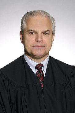 U.S. District Judge Noel Hillman/courtesy photo