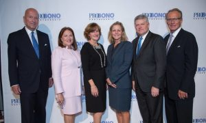 Pro Bono Partnership Honors Merck and Others