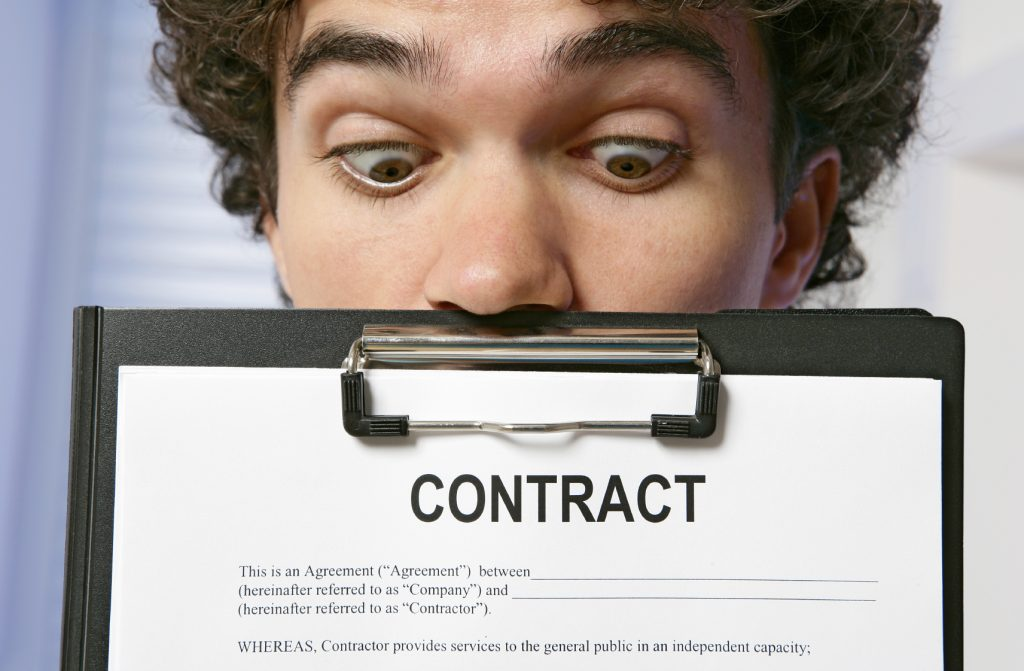 employment contract contractor agreement