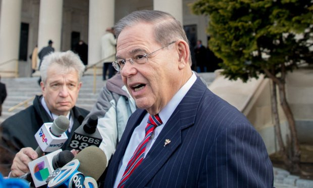 Menendez to face retrial in corruption case, feds say