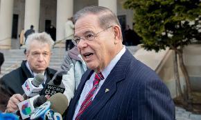 DOJ Says Menendez Defense Counsel Used Race Politics as Jury Nullification Tactics