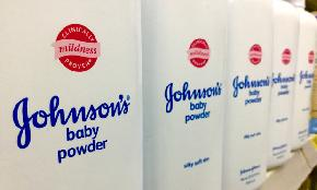 J&J Faces Trial in 'Home' Court Over Talc's Link to Mesothelioma
