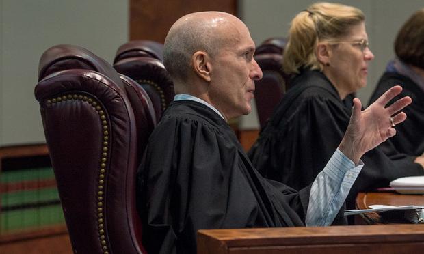 N.J. Supreme Court Justice Lee A. Solomon