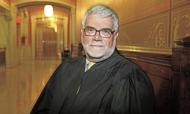 Appellate Division Judge Carmen Messano