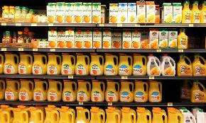Putative Class Squeezed Out of Tropicana OJ 'Natural' MDL