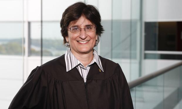Judge Ellen Koblitz
