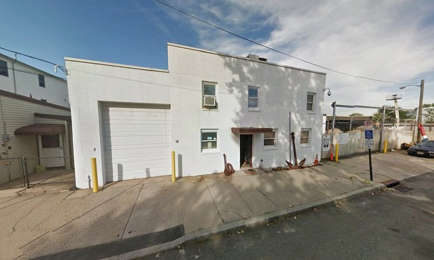 A mosque is proposed for 109 E. 24th St., Bayonne, New Jersey.