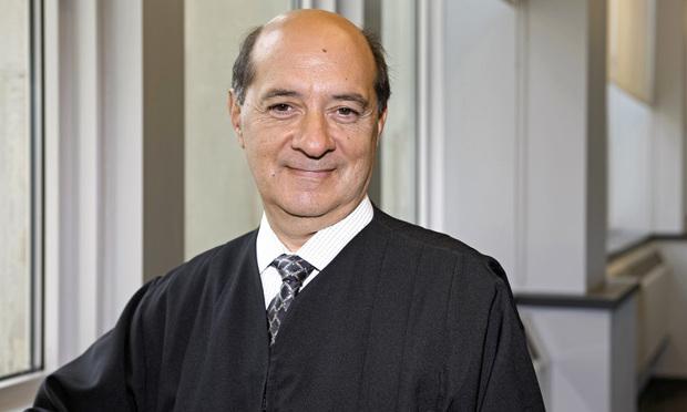Judge Joseph Yannotti (Photo by Carmen Natale)