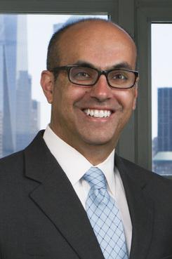 Segal McCambridge Names Dinesh Dadlani Jersey City Managing Partner