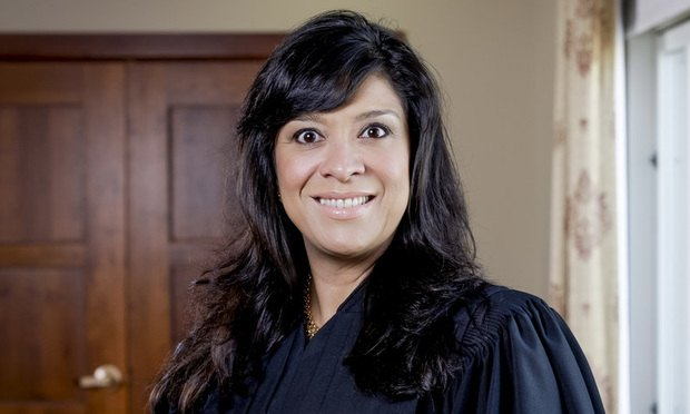 U.S. District Judge Esther Salas