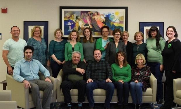 """Green Team"" Mandelbaum Raises Funds for Brain Injury Charity"
