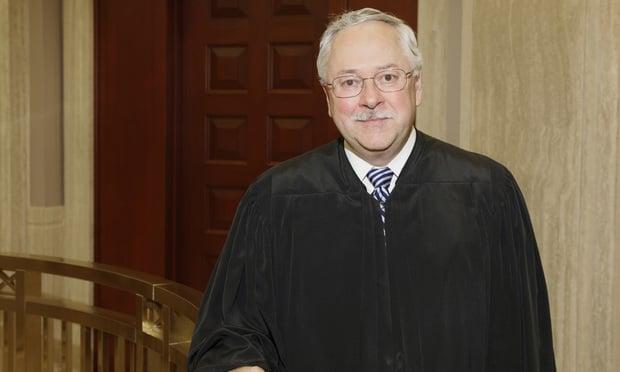 U.S. District Judge Jerome Simandle/Photo: Carmen Natale/ALM
