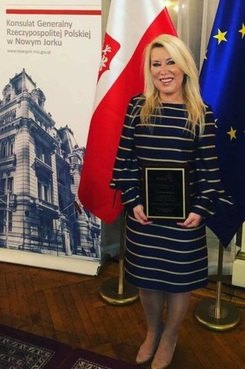 Budd Larner Counsel Honored by Polish Consulate General