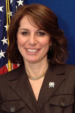 State Rep. Pamela Lampitt, D-Camden