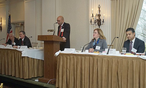 Association of the Federal Bar Holds Judicial Conference