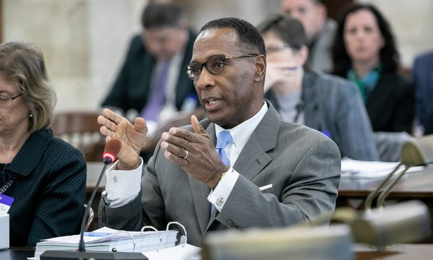 Glenn A. Grant, J.A.D., Acting Administrative Director of the New Jersey Courts/Photo by Carmen Natale