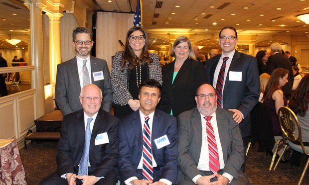 Middlesex Bar Holds Practice Awards Gala