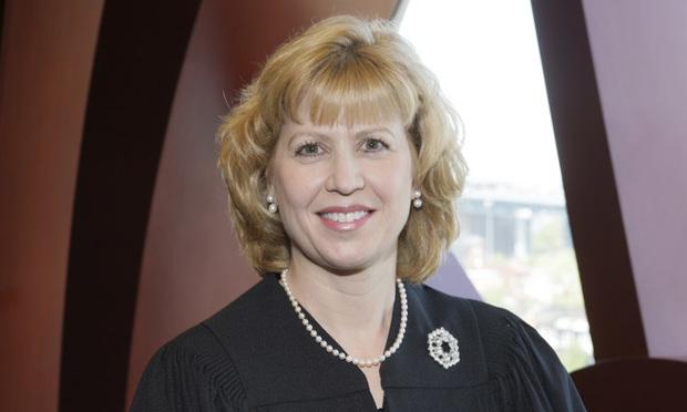 U.S. District Judge Renee Bumb/Photo by Carmen Natale