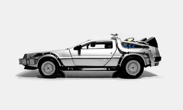 DeLorean DMC-12/courtesy photo