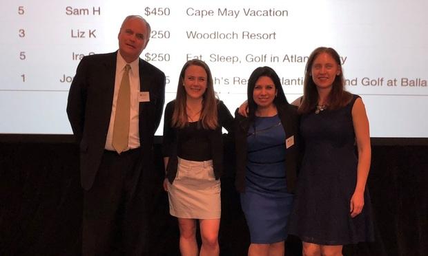 Greenberg Traurig Supports PWJ Spring Benefit Gal